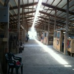 Barn Aisle